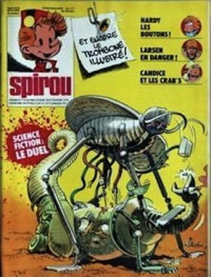 Album Spirou (recueil) # 2032