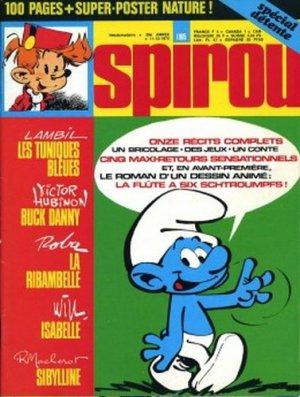 Album Spirou (recueil) # 1965