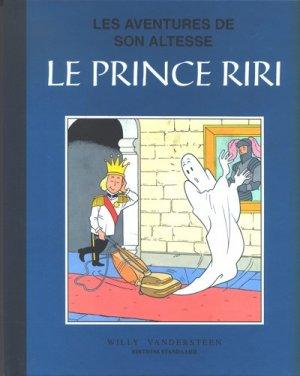 Le prince Riri édition Intégrale