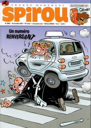 Le journal de Spirou # 3892