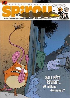 Le journal de Spirou # 3894