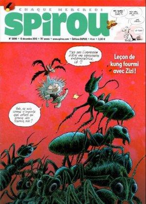 Album Spirou (recueil) # 3896