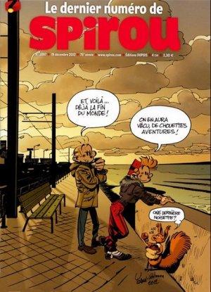 Album Spirou (recueil) # 3897