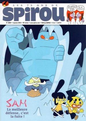 Le journal de Spirou # 3899