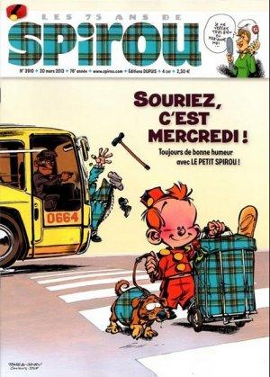 Le journal de Spirou # 3910