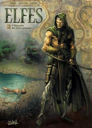 Elfes 2 - L'Honneur des Elfes sylvains