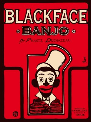 Black face banjo édition simple