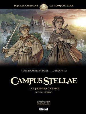 Campus Stellae, sur les chemins de Compostelle édition simple