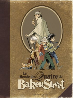 Le Monde des Quatre de Baker Street édition simple