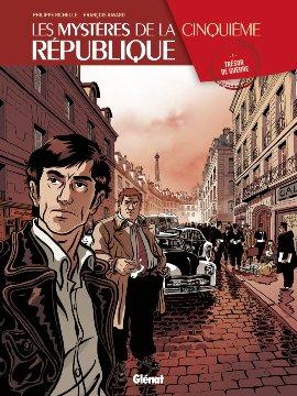 Les mystères de la Vème République édition simple