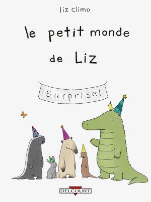 Le petit monde de Liz édition simple