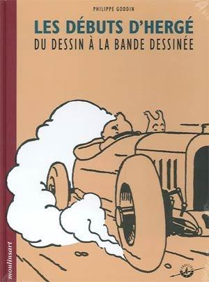 Les débuts d'Hergé édition Simple