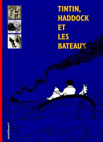 Tintin, Haddock et les bateaux édition Simple