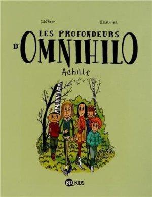 Les profondeurs d'Omnihilo édition simple