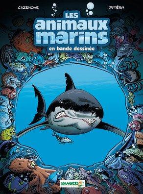 Les animaux marins en bande dessinée édition simple
