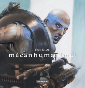 Mecanhumanimal édition simple