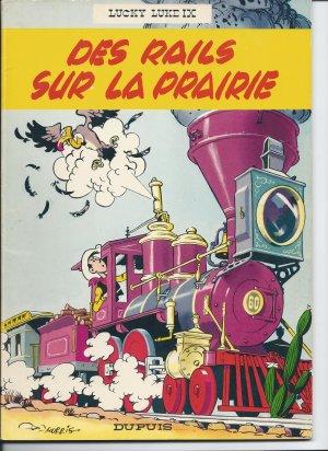 Lucky Luke édition Simple 1955