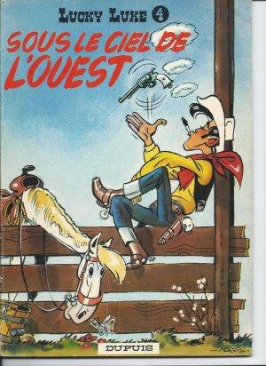 Lucky Luke édition Réédition 1968