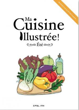 Ma cuisine illustrée - Eté édition simple
