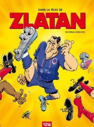 Dans la peau de Zlatan édition simple