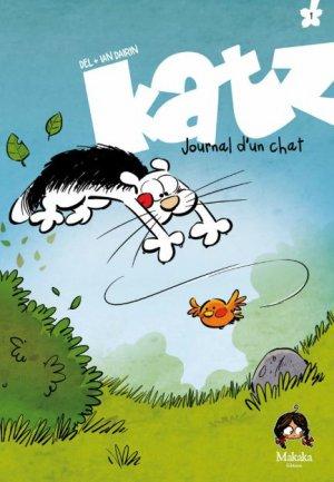 katz (Makaka) 1 - Journal d'un chat