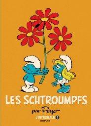Les Schtroumpfs édition intégrale