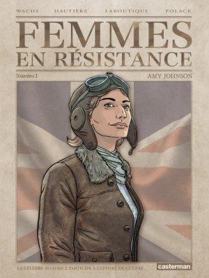 Femmes en résistance édition simple