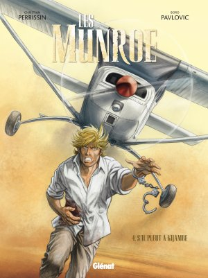 Les Munroe 4 BD