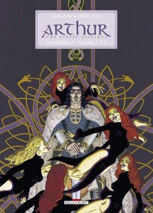 Arthur, une épopée celtique 3 - Intégrale - T.7 à 9