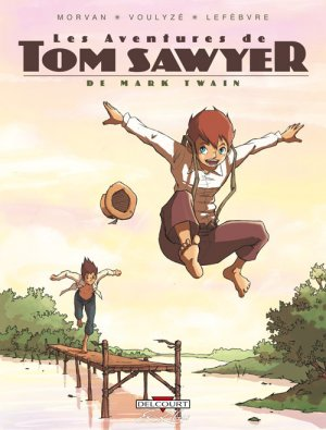Les aventures de Tom Sawyer, de Mark Twain