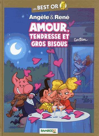 Angèle et René édition Best Or