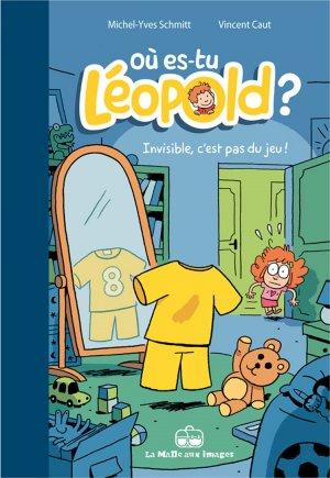 Où es-tu Léopold ? édition intégrale