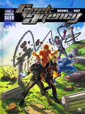 Geek Agency 2 - Dragon Geek
