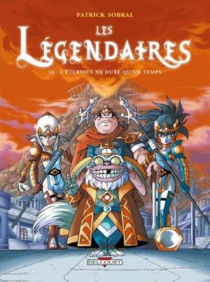Les Légendaires # 16