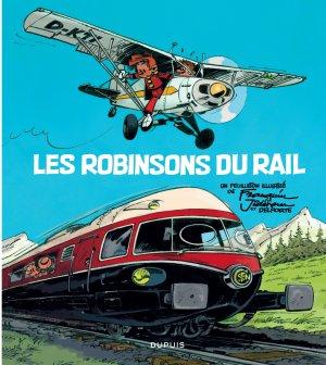 Les Robinsons du rail édition simple