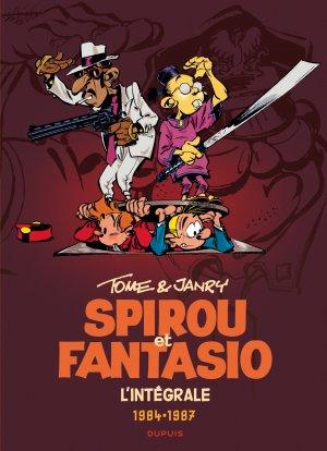 Les aventures de Spirou et Fantasio T.14