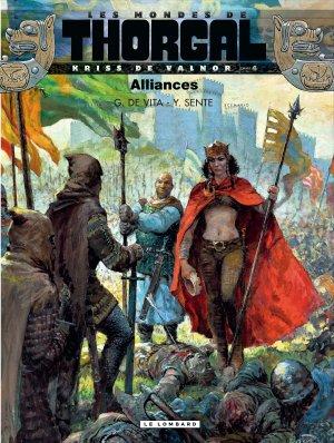Les mondes de Thorgal - Kriss de Valnor T.4