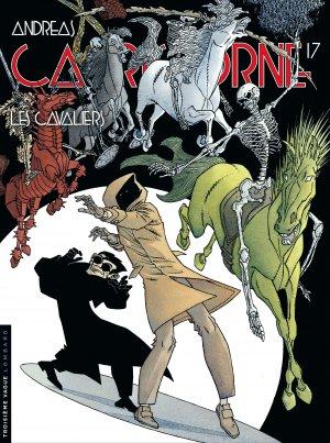 couverture, jaquette Capricorne 17  - Les Cavalierssimple 1999 (le lombard)