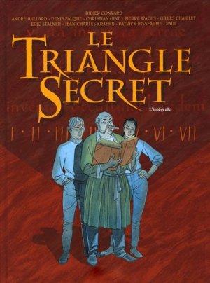 Le triangle secret édition Intégrale