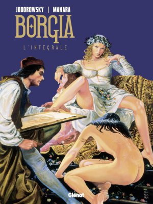 Borgia édition intégrale