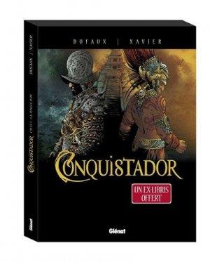 Conquistador (Dufaux) édition coffret réédition 2013
