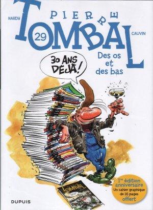Pierre Tombal édition Edition anniversaire 30 ans