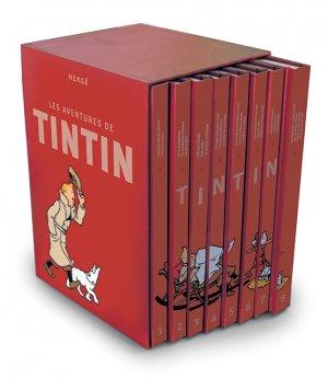 Les aventures de Tintin # 1 mini-intégrales 2013