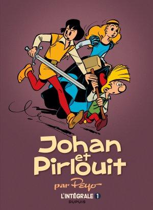Johan et Pirlouit édition intégrale 2013