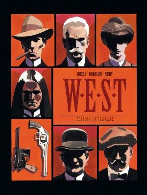 W.E.S.T édition intégrale