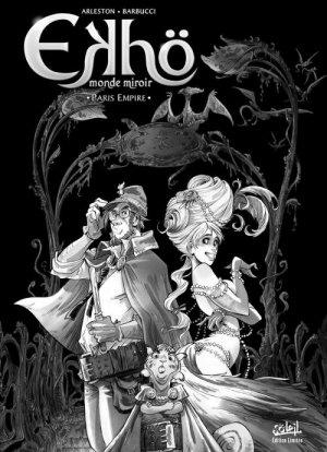 Ekhö monde miroir édition Tirage spécial noir et blanc