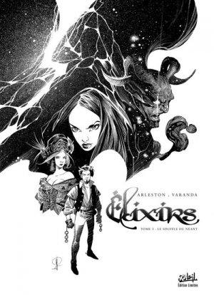 Elixirs édition Tirage Limité Noir