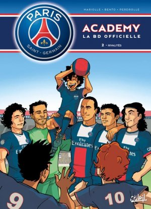 Paris Saint-Germain Academy T.2