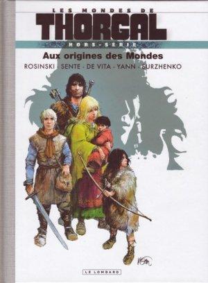 Les mondes de Thorgal - Aux origines des mondes édition Limitée