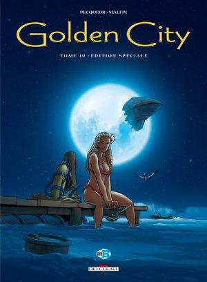 Golden City édition Luxe Noir et blanc